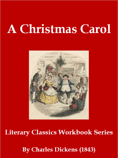 A Christmas Carol by Charles Dickens - Free printable story workbook (PDF file) for g…   Charles ...