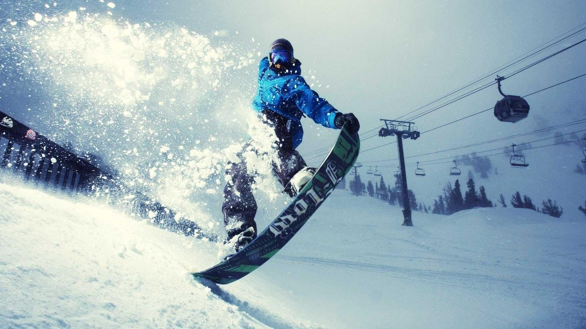 Snowboard Time Beautiful Winter Sport Snowboard Snowboarding Winter Sports