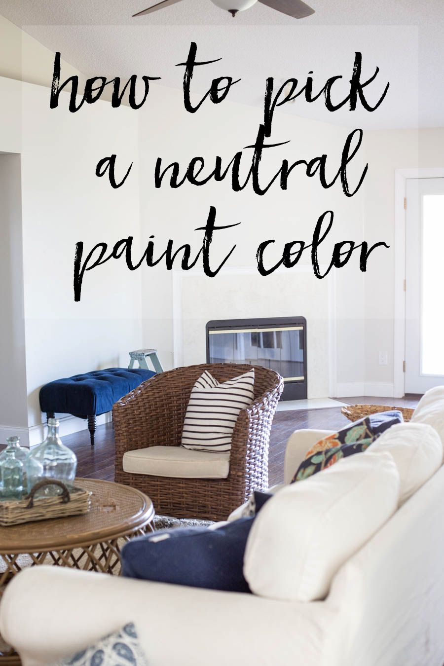 Neutral Paint Colors The Best To Cover Dark Walls