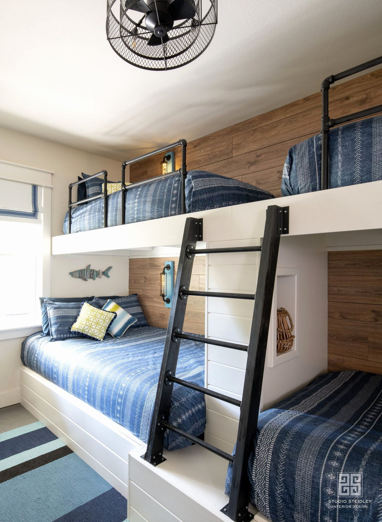 Small Bedroom With Bunk Beds Awesome Bunkbed Room Ideas For Small Bedrooms Bunkb Awesome Bedroom Bedrooms Beds Bunk Beds Wooden Bunk Beds Kids Bunk Beds