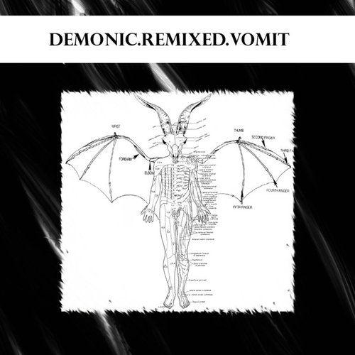 Hatewire - Demonic. Remixed. Vomit - Speedcore