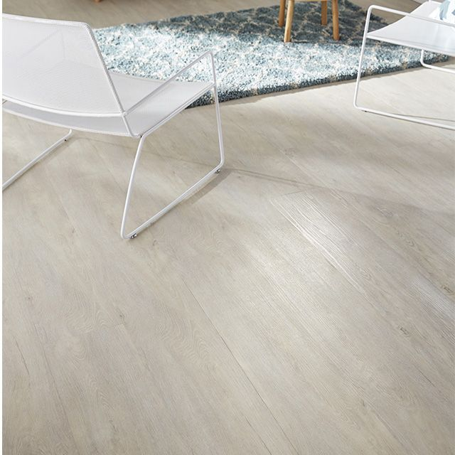 Lame Pvc Composite Blanc 180 X 23 Cm Sendai Castorama Dalle Vinyle Pvc