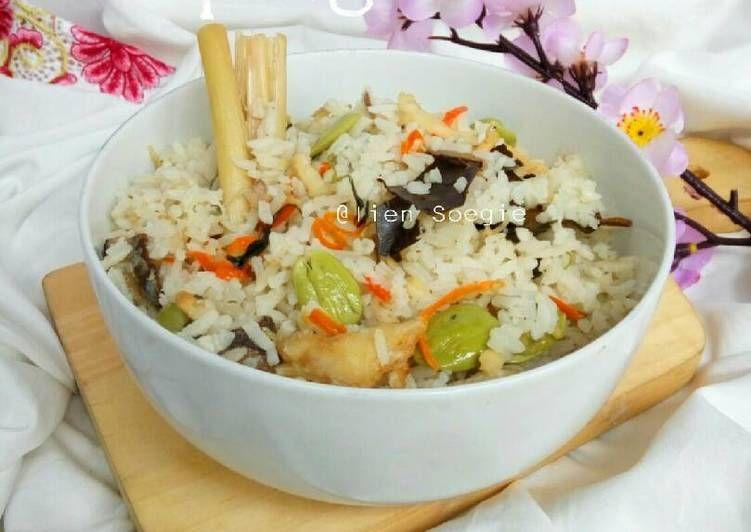 Resep Nasi Liwet Kampung Oleh Iien Soegie Resep Resep Masakan Asia Masakan Asia Resep Makanan Sehat