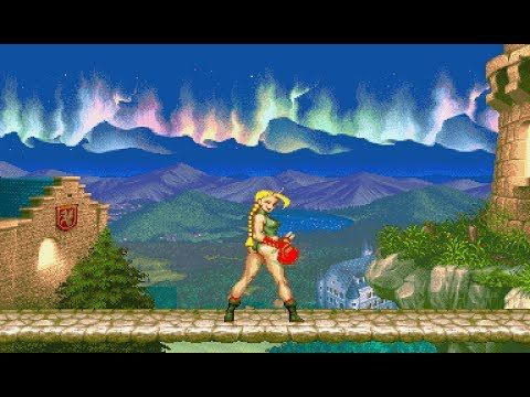 Super Street Fighter II OST Cammy Theme - YouTube | VGMAR
