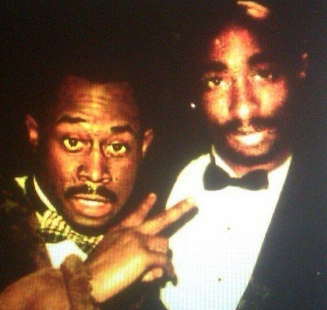 Martin and Pac | Tupac Amaru Shakur | Tupac shakur, 2pac ...