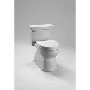 Toto Soiree Elongated 1 Piece Toilet Ms964214cefg 01 Colonial