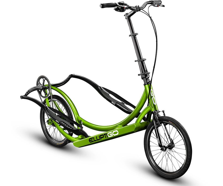 Elliptical Vs Bike For Weight Loss: The ElliptiGO Elliptical Bicycle: The Best Low Impact