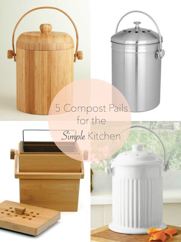Four Finds Compost Bin Compost Compost Pail