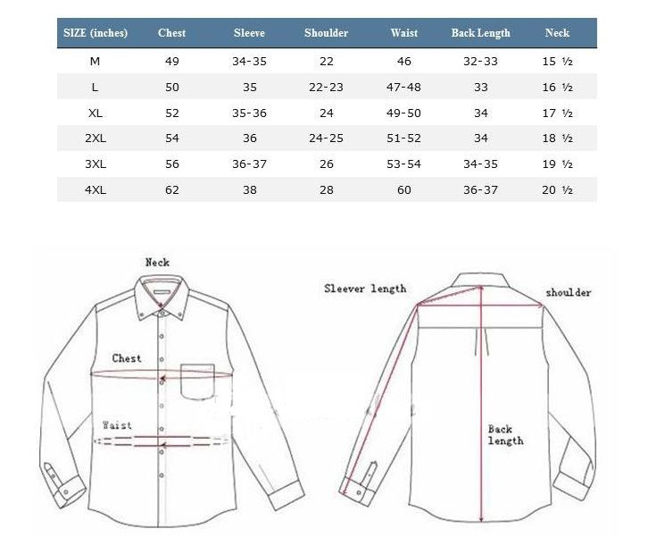 Image result for mens shirt measurement chart shopping its what