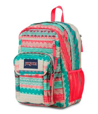 Big student backpack | Shops, Jansport and Back to