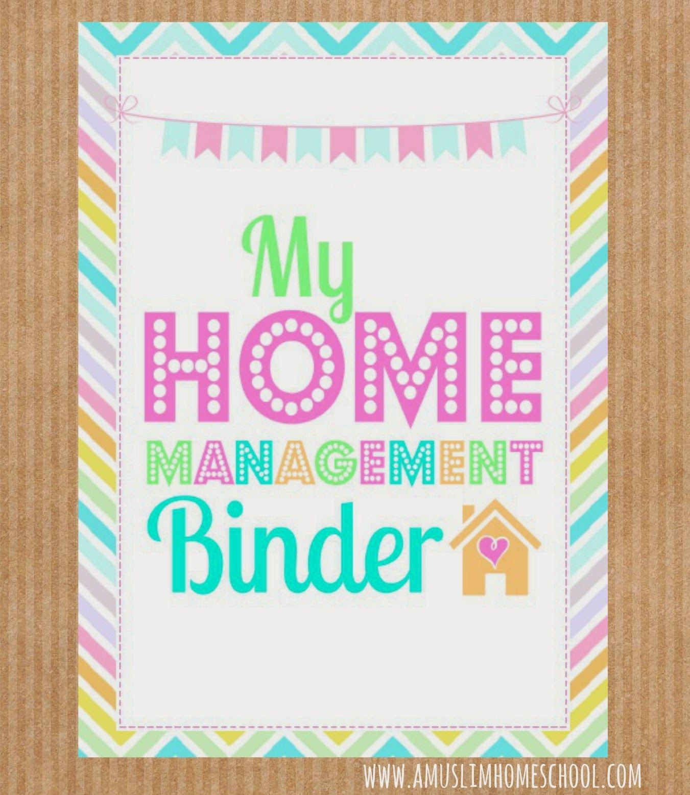 Free Home School Binder Printables For Home Home School
