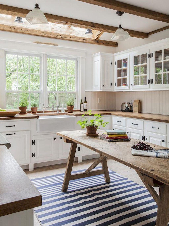 10 cocinas con amor por la naturaleza