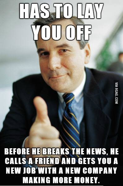 And he gave a severance! - http://geekstumbles.com/funny/and-he-gave-a-severance/