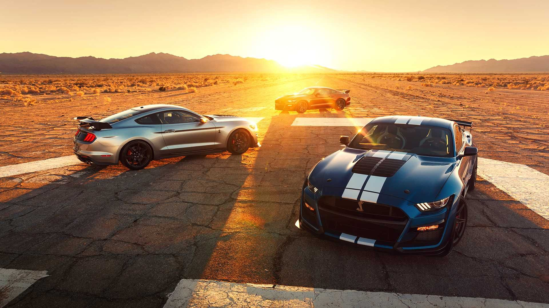 Unveiled At The 2019 Detroit Auto Show The New 2020 Ford Mustang