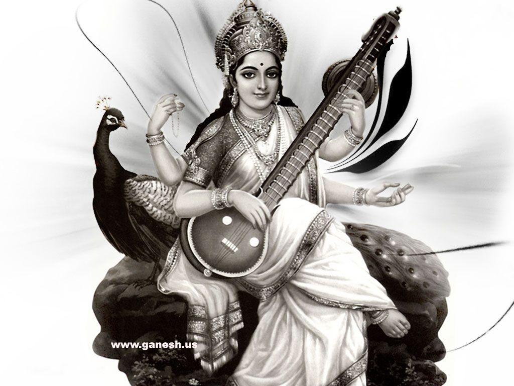 Goddess Saraswati Image Gallery Ganga