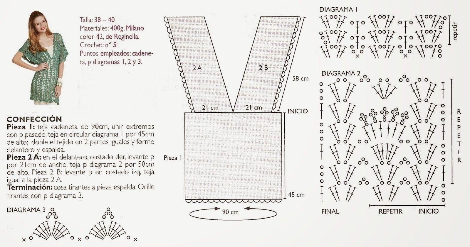 Aprender a tejer desde casa, ganchillo a 0€, patrones gratis, haz ...