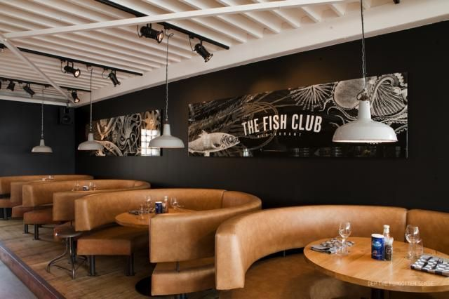 Design Electro Products The Fish Club Cool Restaurants In 2019