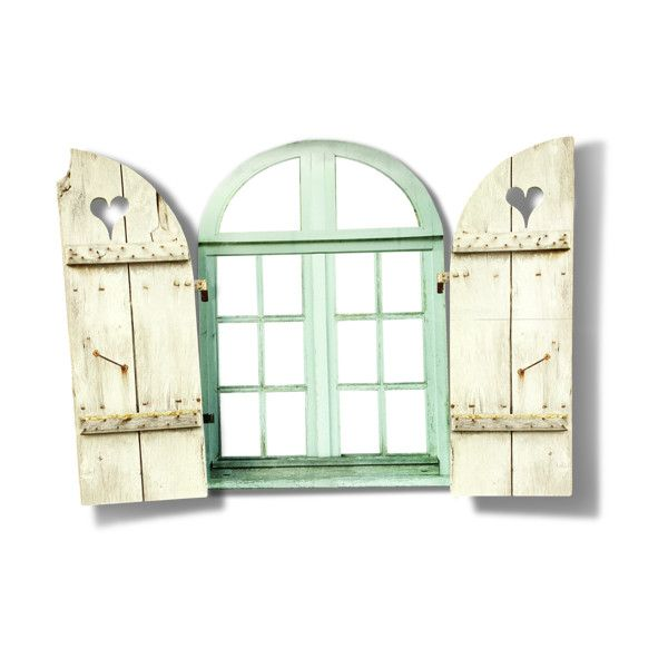 ldavi-heartwindow-window4.png ❤ liked on Polyvore featuring windows, fillers and windows/doors