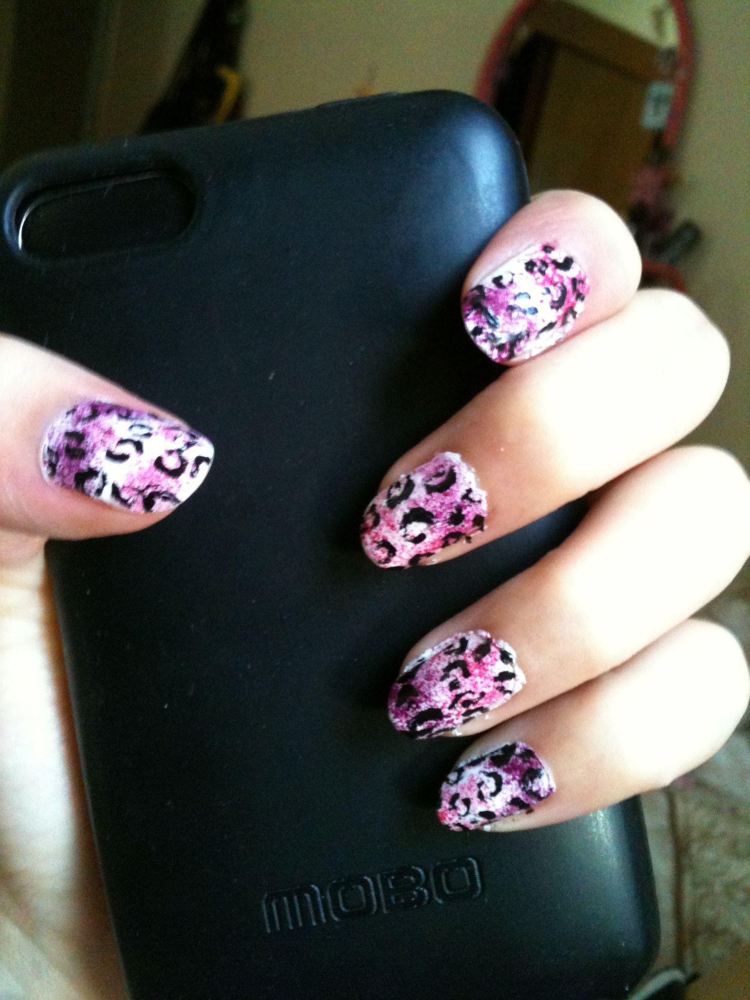 Forums | Zebra nails, Animal print nails art, Animal print