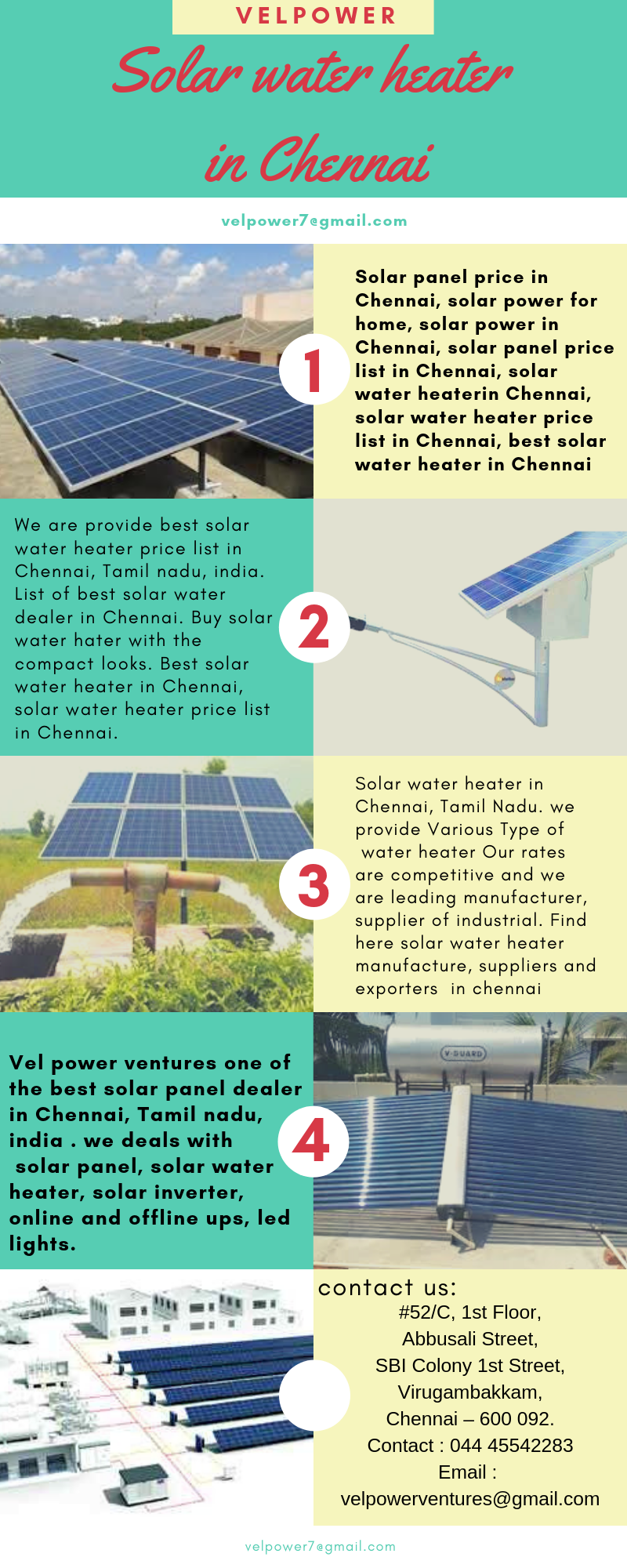 Solar Water Heater In Chennai Solar Power House Solar Water Solar Panels