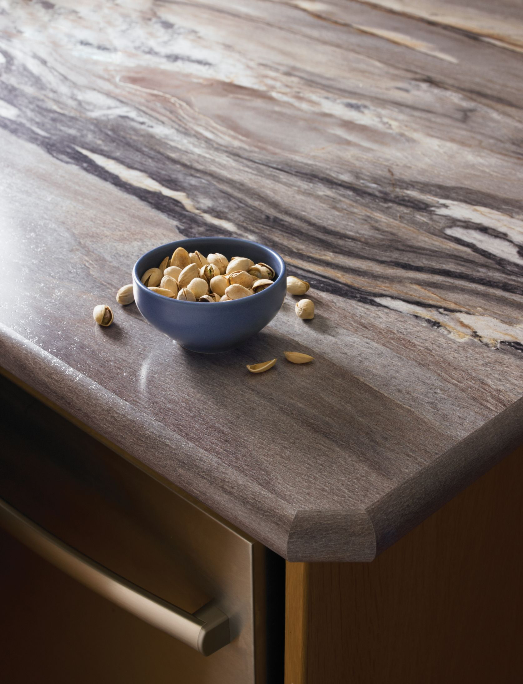 NEW for 2012: 3420 - Dolce Vita #Bullnose #Kitchen #Countertop ...