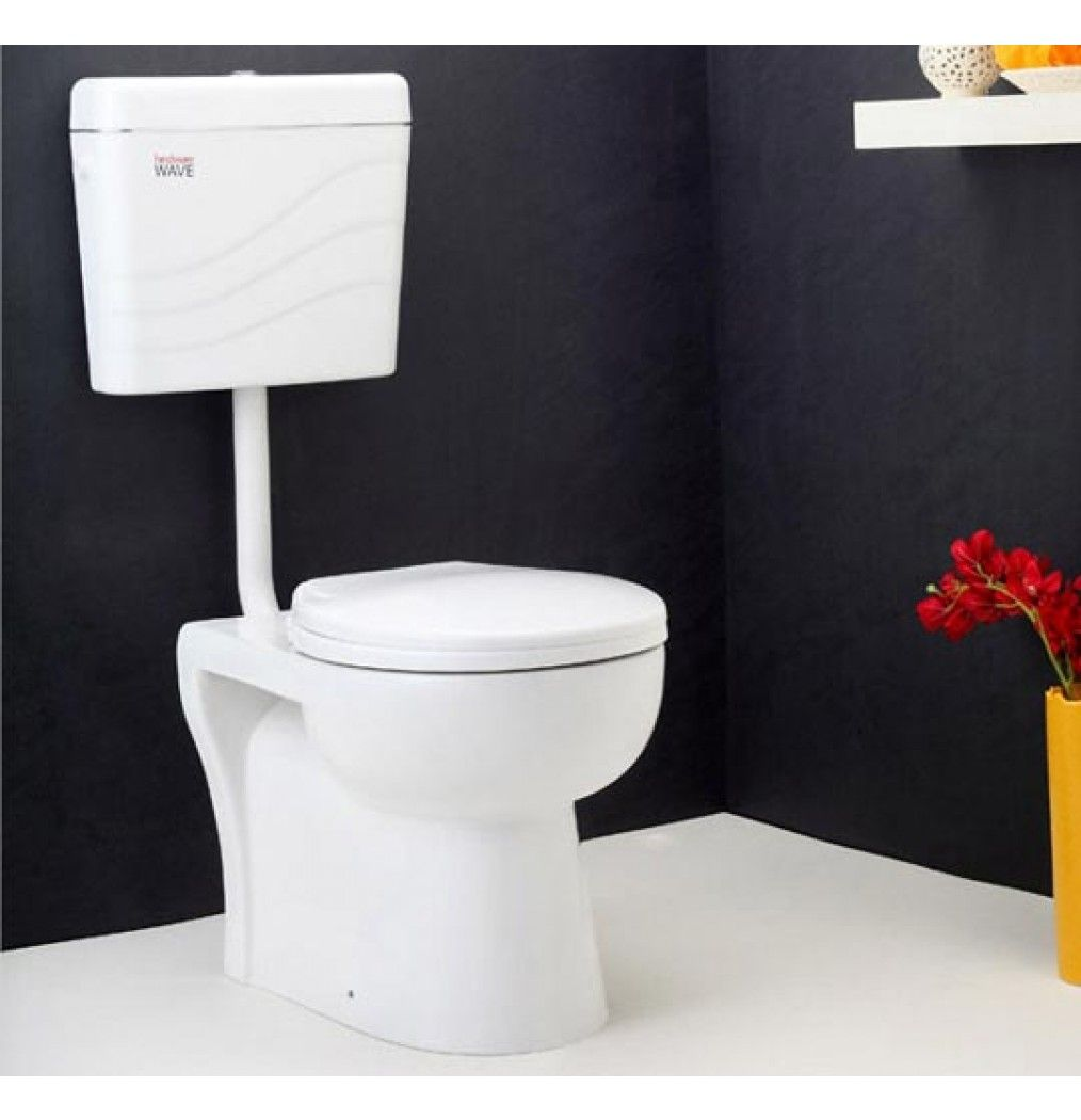 Hindware Italian Collection Malibu Standard Closet Set S Trap 180 Mm Color Available 20086 Water Closet Wall Hung Toilet Toilet Commode