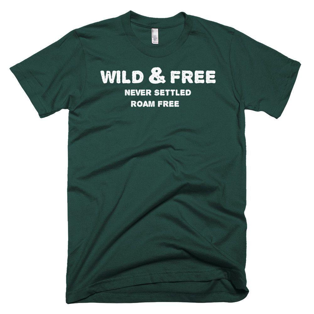Wild & Free T Shirt