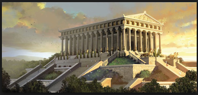 Arquitectura Griega Seven Wonders Ancient Architecture Ancient Greek City