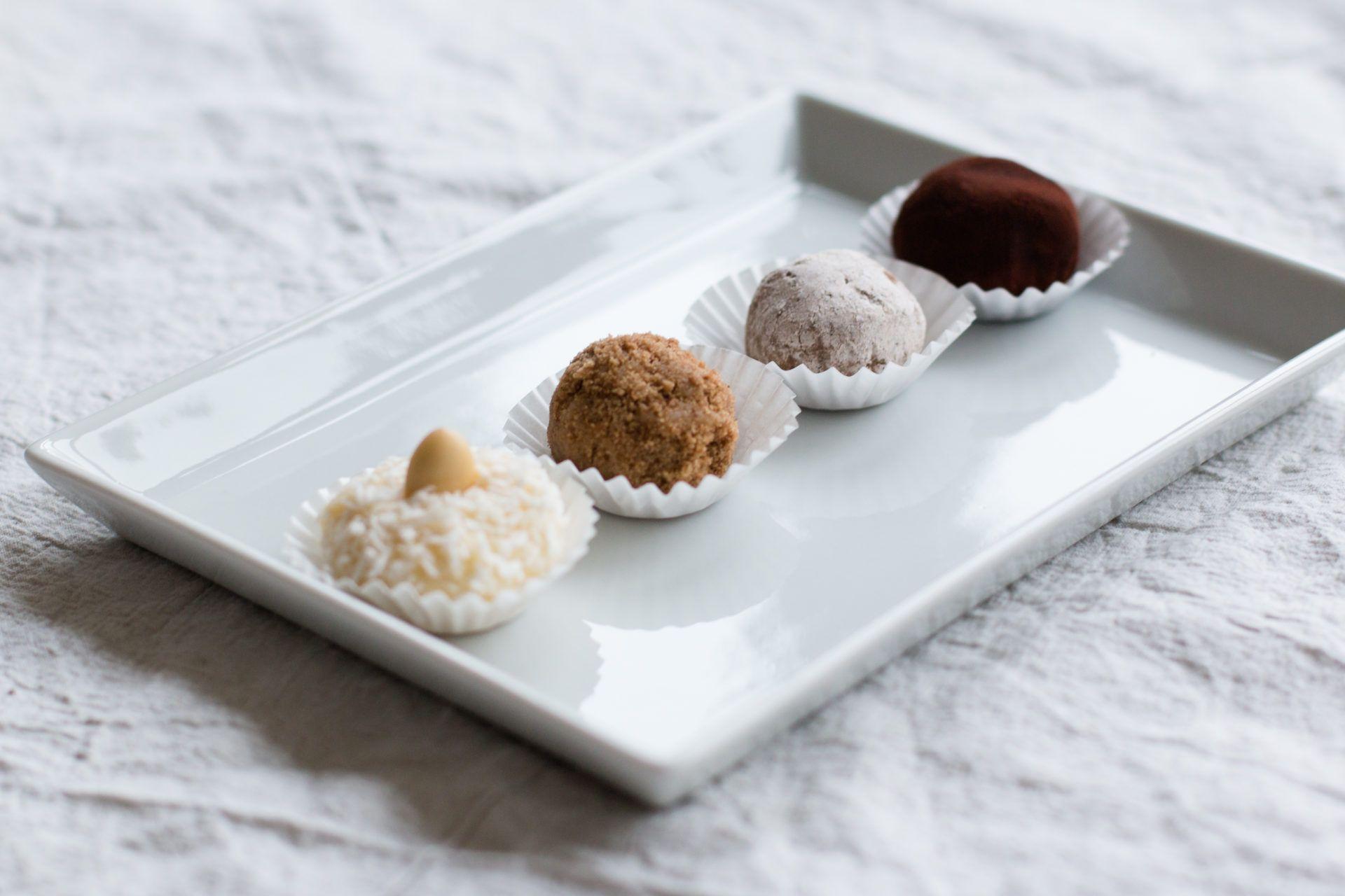 Pralinen selber machen – 4 einfache Rezepte | Madame Dessert