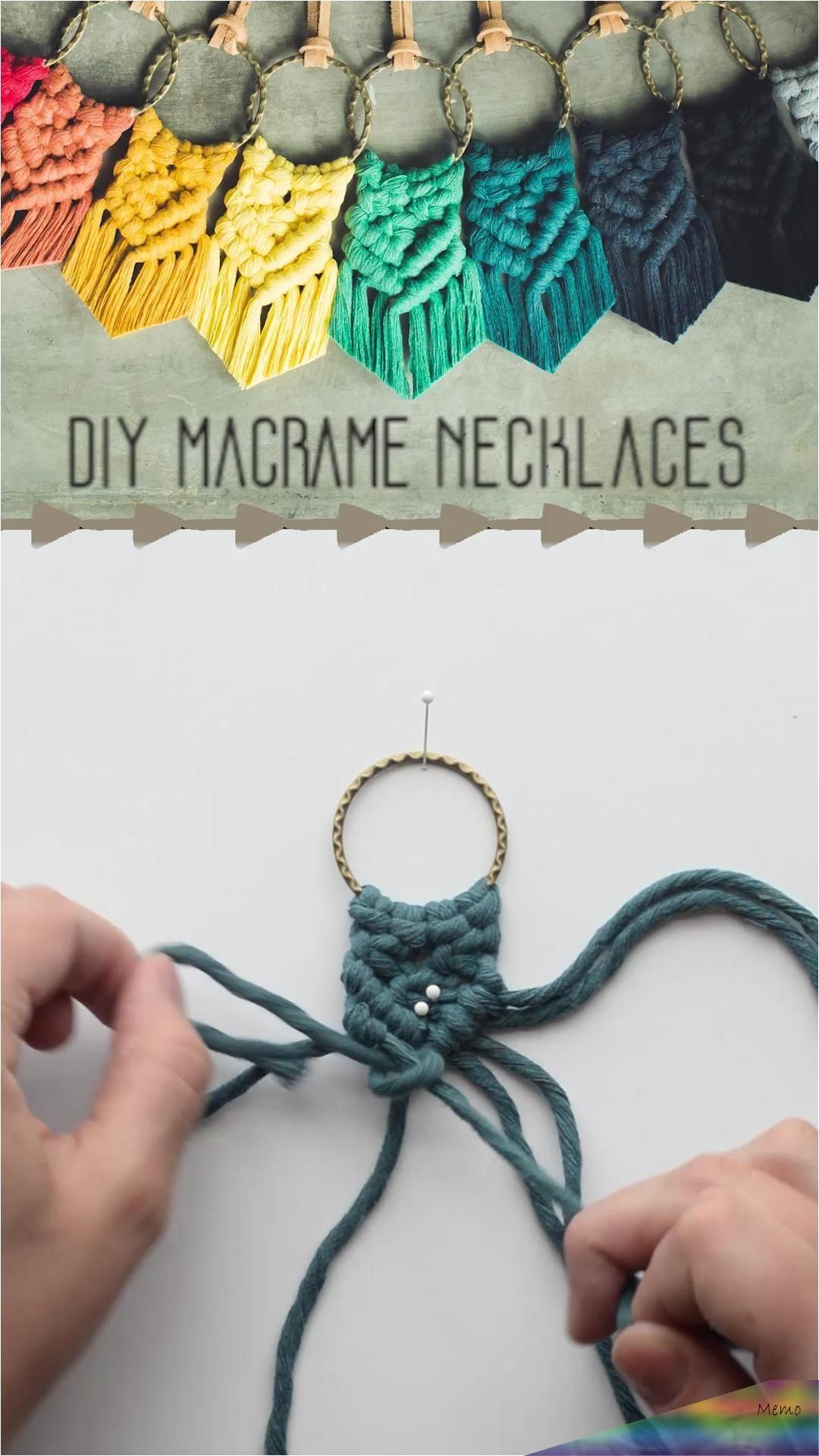 diy necklaces // supplies + instructions!