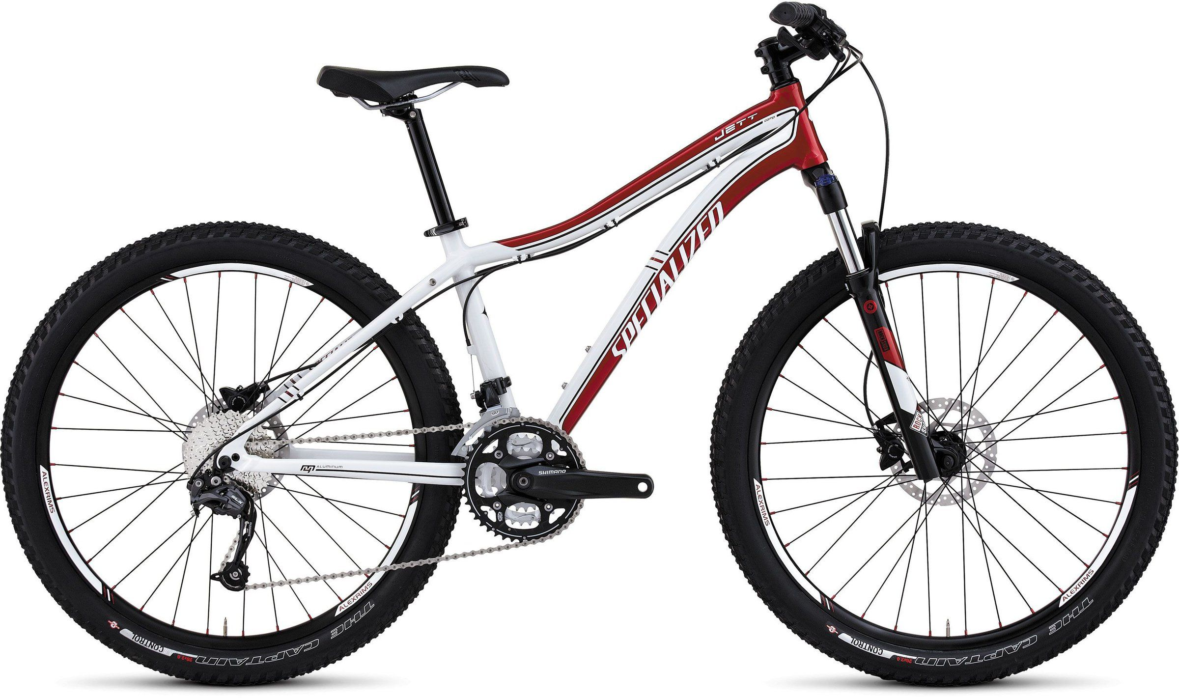 979da3c7fde Ahhh I Must Have White Red And Black Women S Specialized Jett Comp