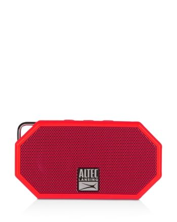Altec Mini H2o Bluetooth Speaker White Products In 2019 Mini