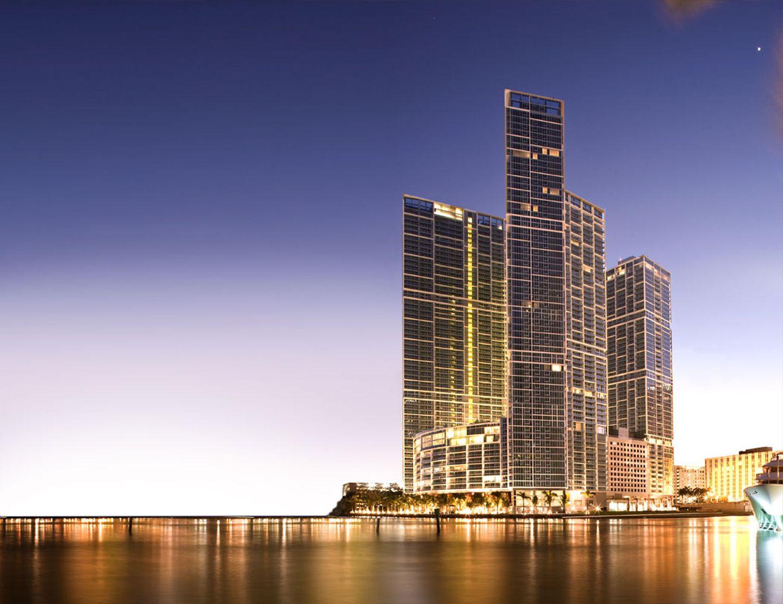 Icon Brickell in downtown Miami, FL | Miami condo, Condos ...