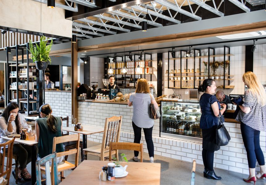 STREAT Opens Huge Dining Hub in Collingwood Cafe