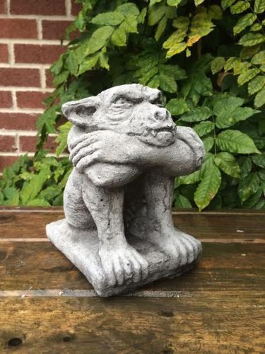 latex mould for making Large Gargoyle Statue