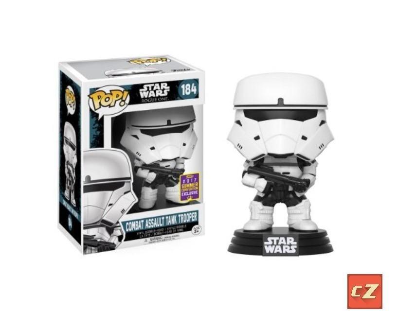 STAR Wars Imperial PATTUGLIA Trooper #252 EDIZIONE limitata esclusiva SDCC Funko Pop