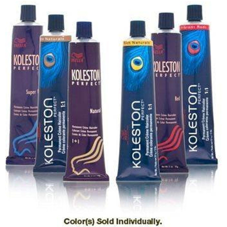 Wella Koleston Perfect Permanent Creme Haircolor 1 1 770 Intense