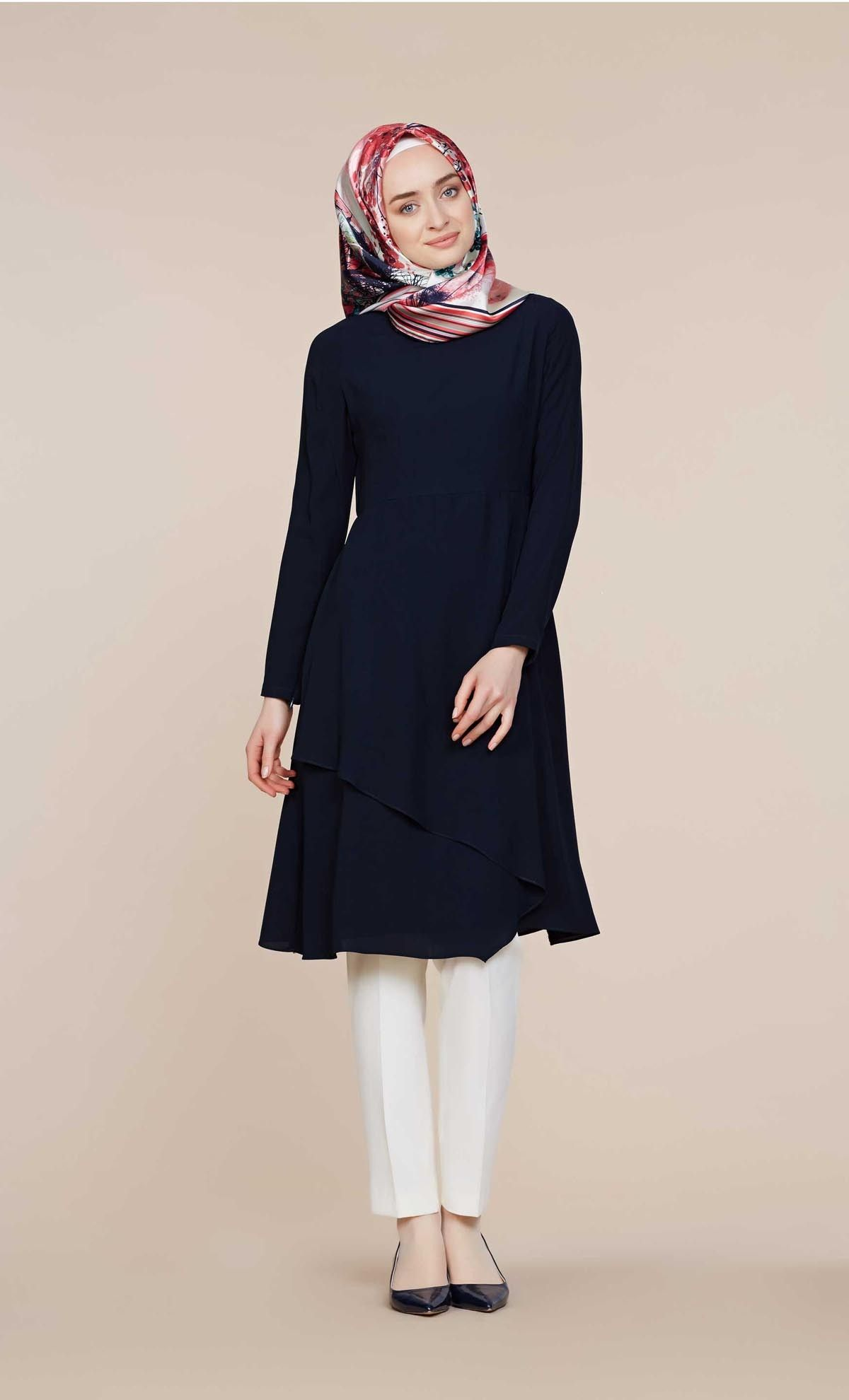 Tugba Store Tesettur Giyim Tesettur Elbise Pardesu Manto Online Alisveris Desain Blus Gaun Dan Desain