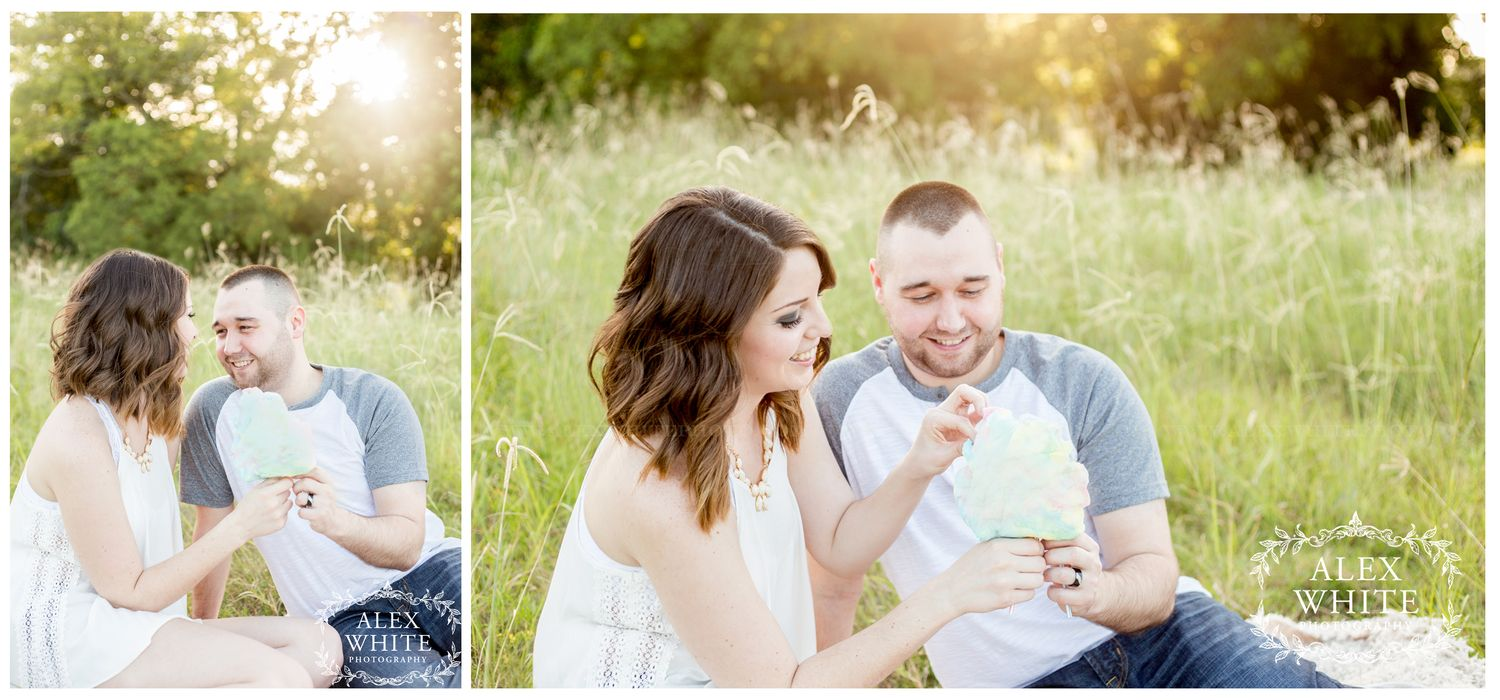 Cotton themed anniversary photoshoot. Inspired by the