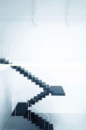 theatre turned into a modern loft | monza, italy | piero lissoni