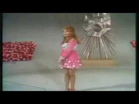 Lulu 1969 Eurovision - Boom Bang A Bang, via YouTube. I used to sing a LuLu Song!!