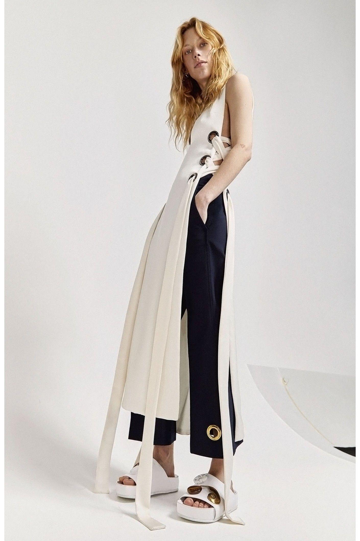 ELLERY - Cloudy Peak Dress Black - Luxury Fashion for ...