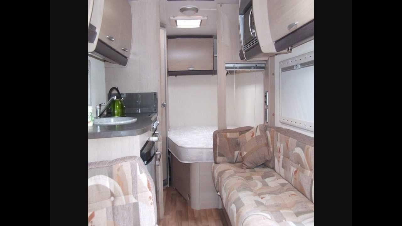 Minibus Conversion To Motorhome