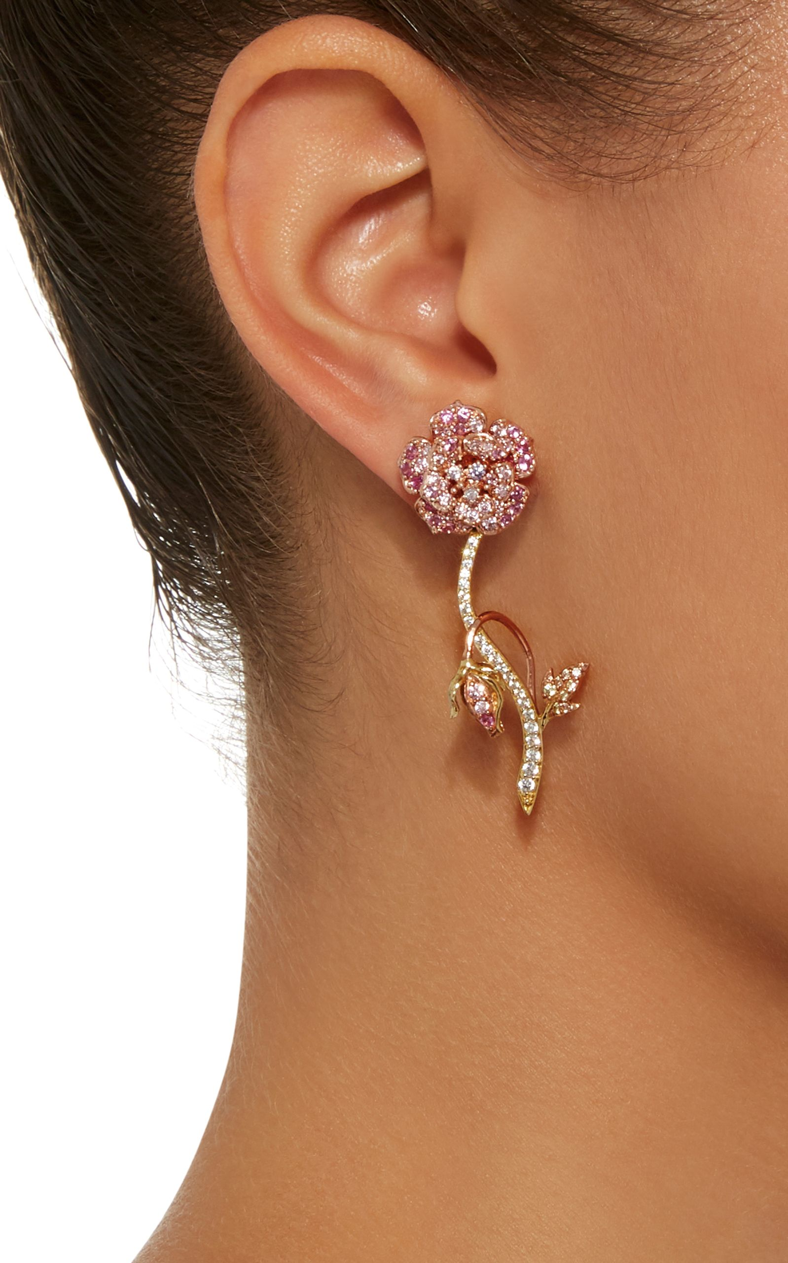 home cuffs fine diamond and cts celestial ear cuff daisy gems all graziela jewelry product jacket
