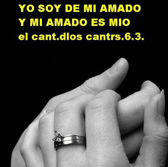 Cantar De Los Cantares 6 3 Gold Rings Engagement Engagement Rings