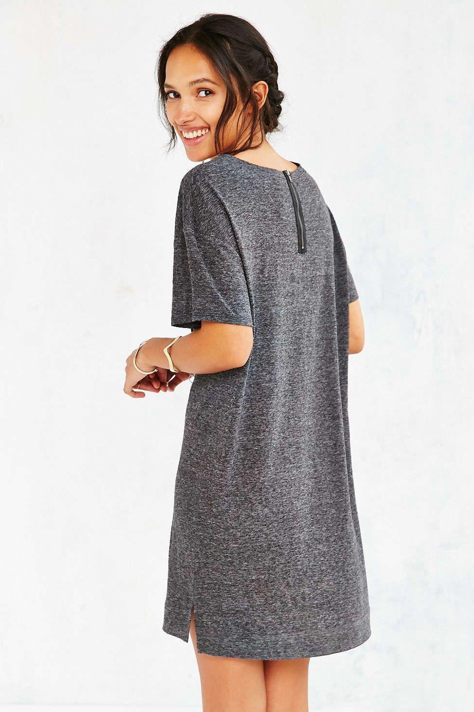 Bdg Estelle Boyfriend T Shirt Dress Look Book Pinterest