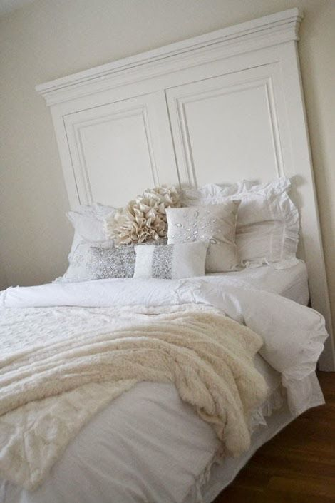 Ana White | Build a Tall Panel Headboard - QUEEN | Free and Easy DIY ...