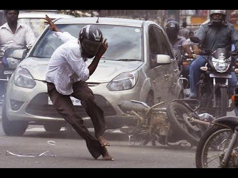 Most Dangerous Bike Accident Live Youtube Best Funny Videos