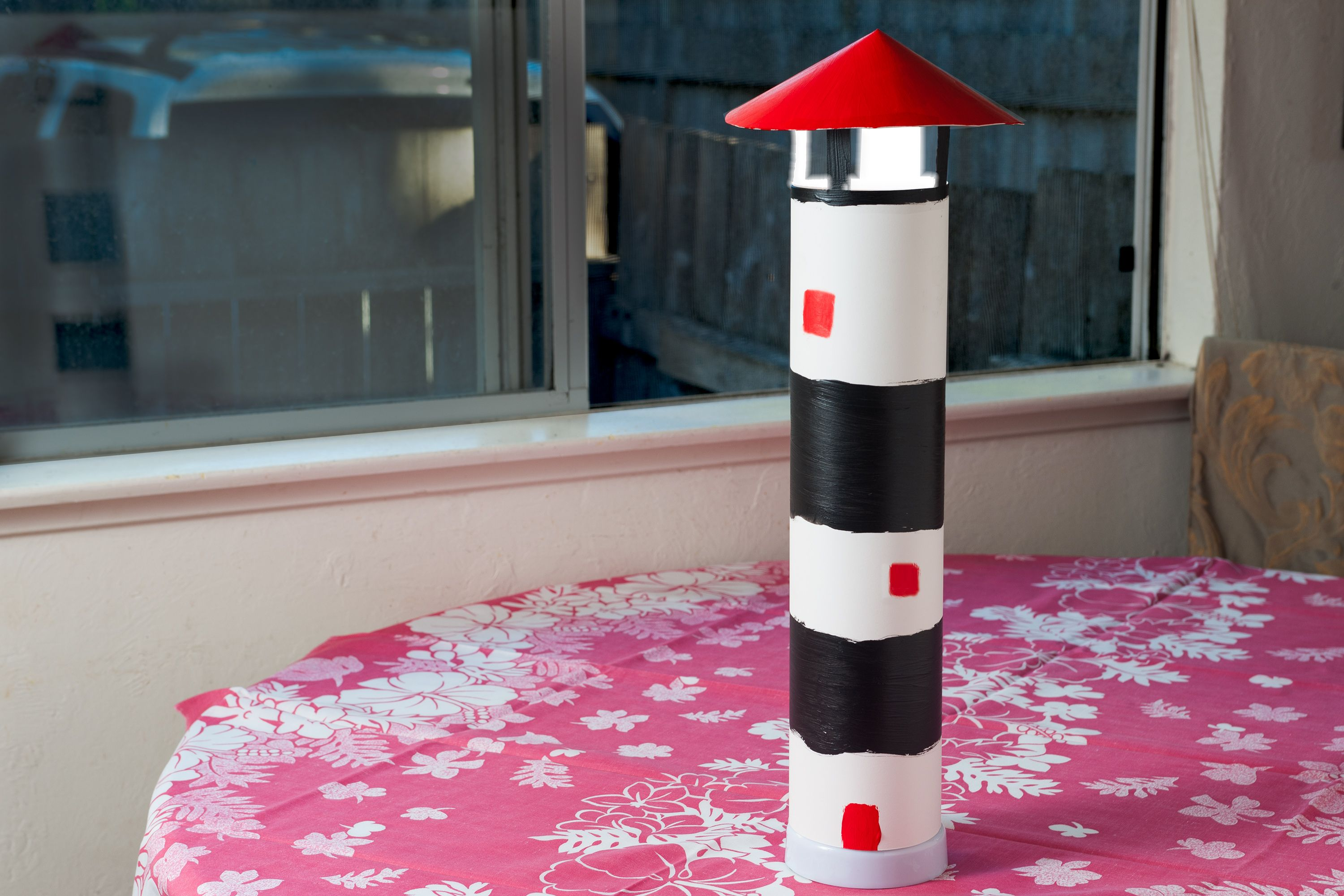 how to build a lighthouse for kids