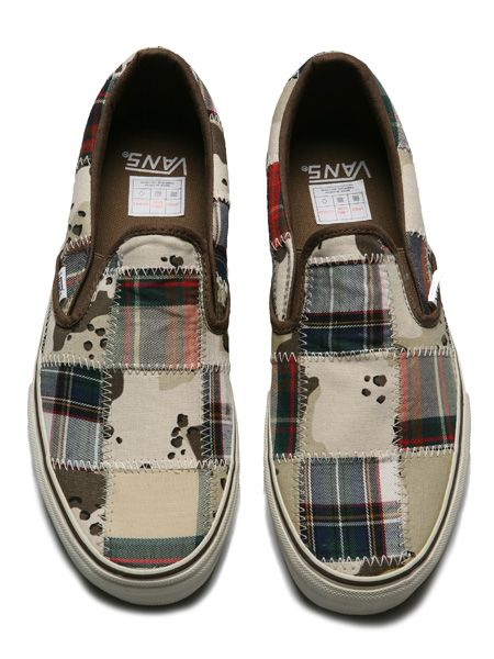 56f349e74d58fc Vans slip on patchwork camo....of COURSE i find the shoe i must have and  its sold out everywhere.